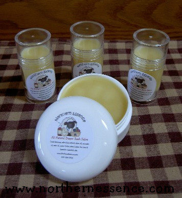 Northern Essence All Natural Diaper Rash Salve